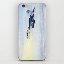 F-15 Eagle Aircraft iPhone Skin