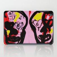 sugar skulls iPad Cases featuring Sugar Skulls by veinard