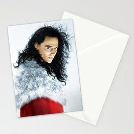 Loki - Burdened with Glorious Purpose XIII Ver III Stationery Cards