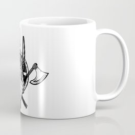 Viking Warrior | Valhalla Odin Asgard Midgard Coffee Mug