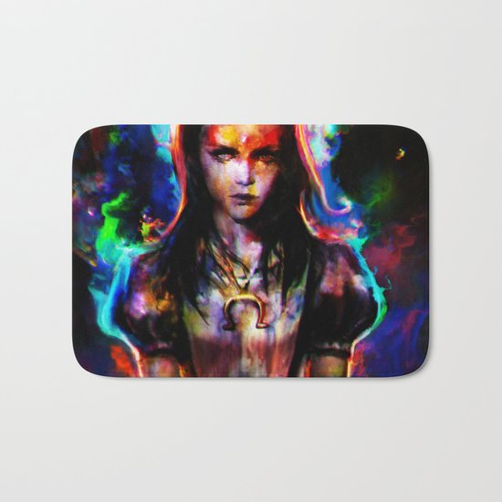 Alice madness returns II Bath Mat
