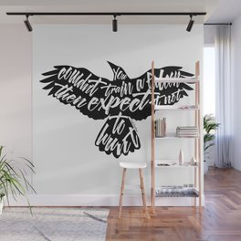 Six of Crows - Falcon design Wall Mural