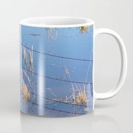 Just A Fence Coffee Mug