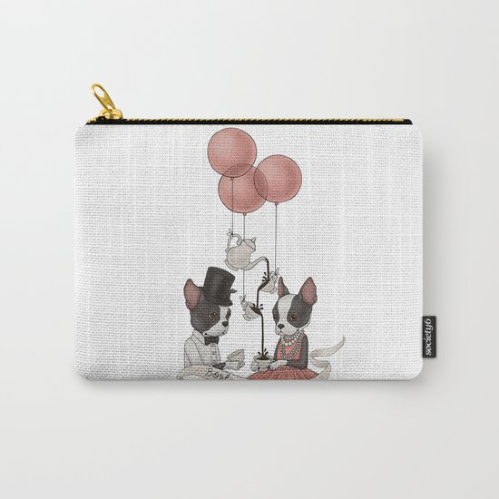 BOSTON TEA PARTY Carry-All Pouch