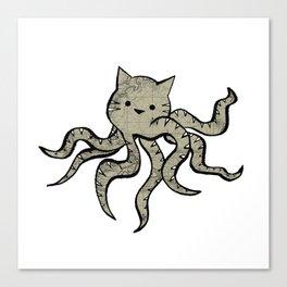 minima - octopuss Canvas Print
