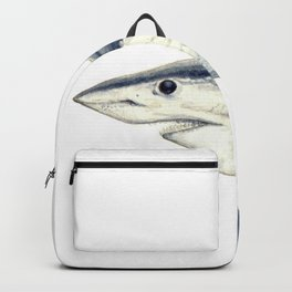 Mako shark (Isurus oxyrinchus) Backpack
