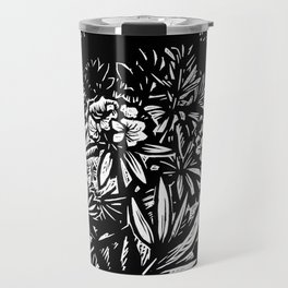 Carolina Rhododendron Travel Mug