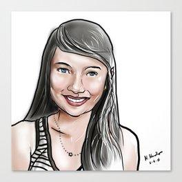 Iya Canvas Print
