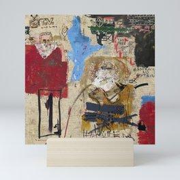 Jean-Michel Bradley Mini Art Print