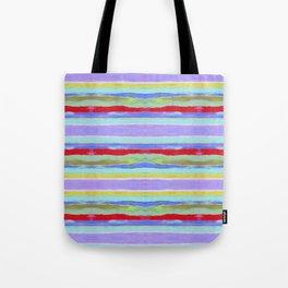 Lilac Field Tote Bag