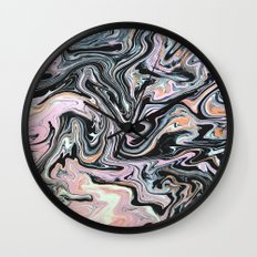 Have a little Swirl Wall Clock