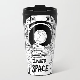 Major Spaceman Travel Mug