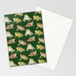 Toads Stationery Cards