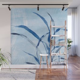 beach grass Wall Mural