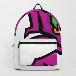 Goblin Head Mascot Backpack