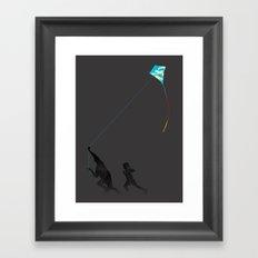 A Promise Framed Art Print