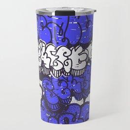 Graffiti illustration 06 Travel Mug
