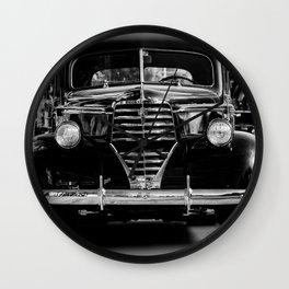 American Classic Car Wall Clock