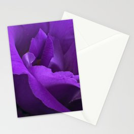 Blue Lisianthus Stationery Cards