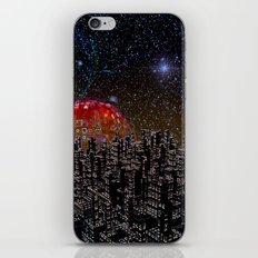 Blood Moon Rising iPhone & iPod Skin