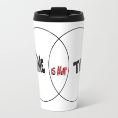 the Truth Travel Mug
