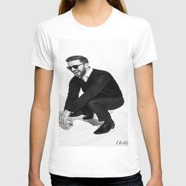 J. Timberlake Portrait T-shirt