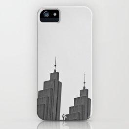 Akureyrarkirkja iPhone Case