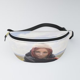 Cashmere Spring Fanny Pack