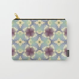 Cloud Flowers 2 Carry-All Pouch