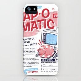 Nap-o-Matic iPhone Case