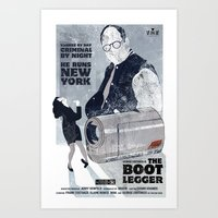 seinfeld Art Prints featuring For Seinfeld Fans by Alain Cheung