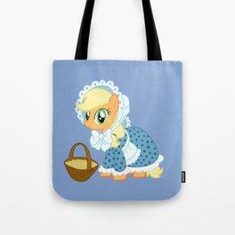 Gramma Applejack Nut Tote Bag
