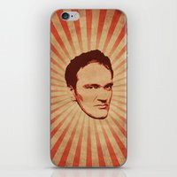 tarantino iPhone & iPod Skins featuring Tarantino by Durro