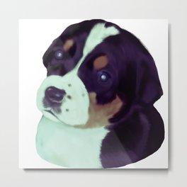Puppy Dog Metal Print