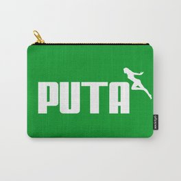 PUTA - PUMA PARODY Carry-All Pouch