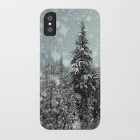 snow iPhone & iPod Cases featuring Snow by Pure Nature Photos