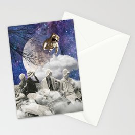 Clair de lune (moonlight) Stationery Cards