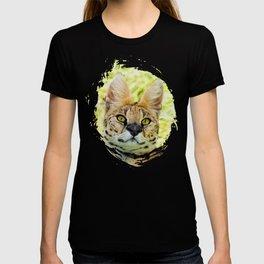 SERVAL BEAUTY T-shirt