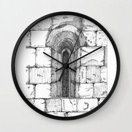 Window Wall Clock