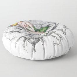Restless Tink Floor Pillow