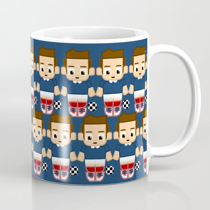 Football Soccer France Coffee Mug