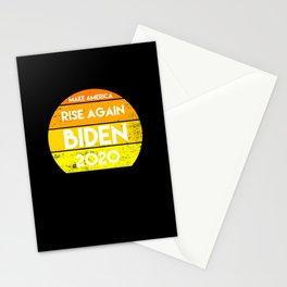 Make America Rise Again Biden 2020 Stationery Cards
