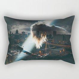 Guitar Hero city Rectangular Pillow