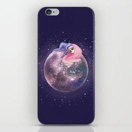 Lost in a Space / Callistori iPhone Skin