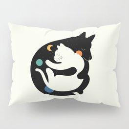 More Hugs Less Fights Pillow Sham