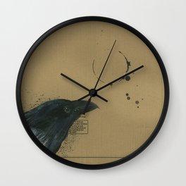 Empty Shell - 3 Wall Clock