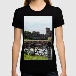 Castle & Sheep T-shirt