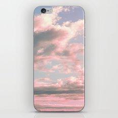 Delicate Sky iPhone Skin