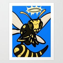 angelbee Art Print