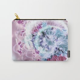 Fractal Whimsy Carry-All Pouch